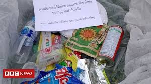 <b>Thai</b> national park sends rubbish back to tourists - BBC News