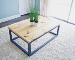 Industrial Coffee Table, Rustic Coffee Table, Rustic Industrial Coffee Table,  Wood Coffee Table
