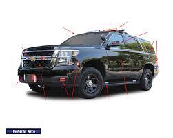 code3 s for police vehicles crown victoria interceptor sedan interceptor utility ca impala