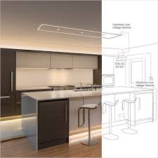 concealed lighting ideas. Truline Over A Kitchen Island Concealed Lighting Ideas S