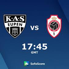 KAS Eupen Royal Antwerp FC Live Ticker und Live Stream - SofaScore