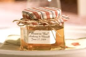 Honey Pot Wedding Favors