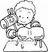 手づくりおもちゃイラストなら小学校幼稚園向け保育園向けの