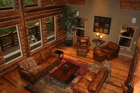 log cabin furniture ideas living room. Beauty Log Cabin Living Room Interior Design Idea Furniture Ideas E