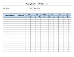 Microsoft Office Weekly Schedule Template – Template Source On Epigrams
