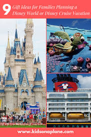gift ideas for families going to disney world or a disney cruise