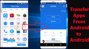 How To Transfer Apps From One Android Phone To Another No Wi Fi No