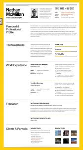 Smart Resume Smart Resume Examples How To Make A Resume Smart