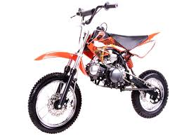 125 semi auto quality dirt bike 214s