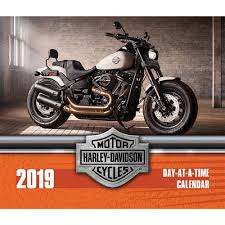 harley davidson 2019 desk calendar calendars books gifts