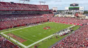 Raymond James Club Seating Chart Raymond James Stadium Tampa Bay Buccaneers Football Stadium