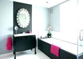 red bathroom decor ideas black and silver brown decorating white bat red bathroom decor ideas