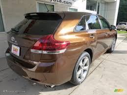 2013 Sunset Bronze Metallic Toyota Venza XLE AWD #71434511 Photo ...