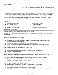 Trending Program Manager Social Work Resume Military Social Worker