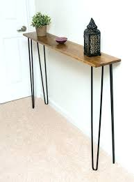 long narrow console table. Long Skinny Console Table Tables Throughout . Narrow A