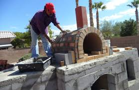 here you can see the desert crest crew at work on this completely custom outdoor phoenix