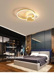 Bedroom Ceiling Lights Hot Item Led Heart Acrylic Round Ceiling Light For Children Bedroom