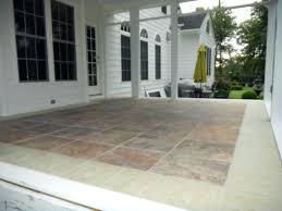 front porch tile good flooring ideas within tiles design outdoor tile for front porch ideas