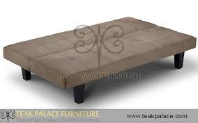 sofa bed minimalis kayu jati nevada