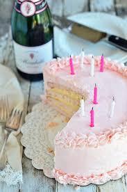 Pink Champagne Buttercream Birthday Cake Tidymom