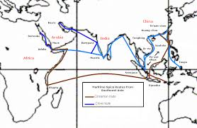 Trade History Of The Silk Road Spice Incense Routes