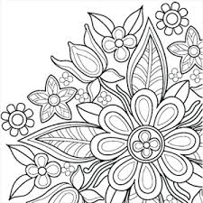 Small Picture Flowers Mandala coloring book Android Apps on Google Play
