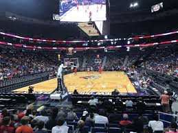 Smoothie King Seating Chart View Smoothie King Center Section 118 New Orleans Pelicans