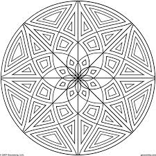 Small Picture 63 best mandalas images on Pinterest Drawings Adult coloring