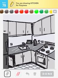 simple kitchen drawing. 500x667 Kitchen Drawings Simple Drawing E