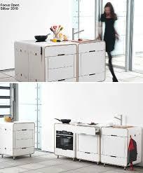 kitchen s cooking lean 13 mini mobile modular motorized kitchens urbanist
