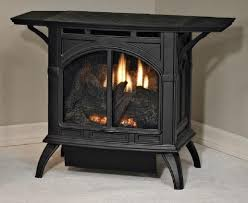 empire vfp30ca30 heritage vent free cast iron gas stove