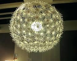 paper mache chandelier white lights globe lamp shades papier a63