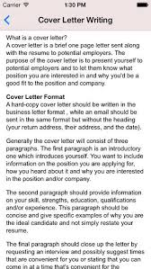 Cover Letter Example Tongue Quill Cover Letter Format