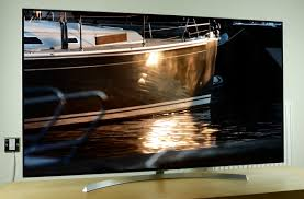 lg tv oled. notable features on the lg oled55b7 include a 55-inch self-emissive wrgb oled screen from display with uhd (ultra high-definition) resolution, lg tv oled