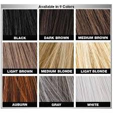 Toppik Color Chart Toppik Hair Building Fibers Economy Size Light Brown 97oz