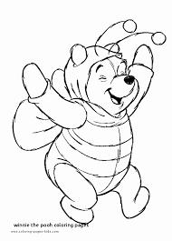 Kleurplaat Winnie De Poeh Nieuw Cute Winnie The Pooh Coloring Pages