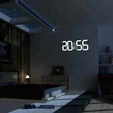 cool digital wall clocks led digital wall clock digital wall clocks for