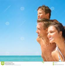 Family Beach Pictures Family Little Kid Beach Stock Photos Images Pictures 21344