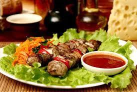 Технология приготовления блюд из жареного мяса порционными  К
