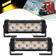 Led Caution Lights Us 19 3 35 Off 2x4 Led Strobe Light Car Truck Front Grille Emergency Flash Lamp Bar Warning Caution Light Vehicle Safety Daytime Running Light In