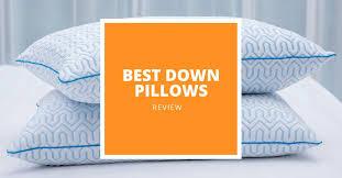 7 best down pillows of 2020 top