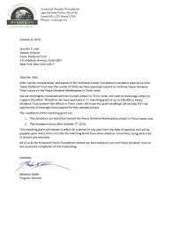 Grant Letters] - 65 Images - Cover Letter For Grant Proposal Sample ...