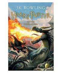harry potter and the goblet of fire new jacket paperback english