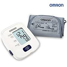Omron HEM 7120 Fully <b>Automatic Digital Blood</b> Pressure Monitor ...