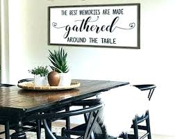 Rustic farmhouse dining room table decor ideas Modern Farmhouse Farmhouse Dining Room Wall Decor Full Size Of Farmhouse Room Wall Decor Small Ideas Table Blackoasisco Farmhouse Dining Room Wall Decor Blackoasisco