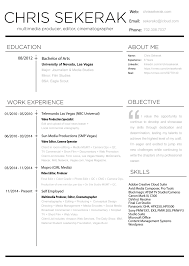 resume cinematographer resume template of cinematographer resume full size