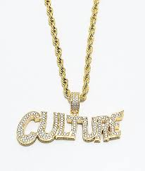 yrn x the gold s culture gold chain necklace