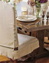 knowing how to make dining chair slipcover beautiful dining room chair slipcovers clic designs