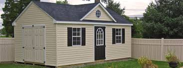 Small Picture Storage Sheds Wooden Storage Sheds for Sale Horizon Structures
