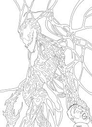 Explore 623989 free printable coloring pages for your kids and adults. Printable Venom Coloring Pages Coloringme Com Coloring Home